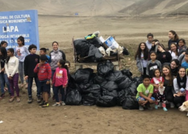 LATET Perú organiza un evento de Clean-Up en Chilca