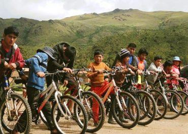 Cuzco: Alianza con ONG Baika beneficia a niños de Chanca